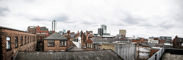A [point of] view of Manchester