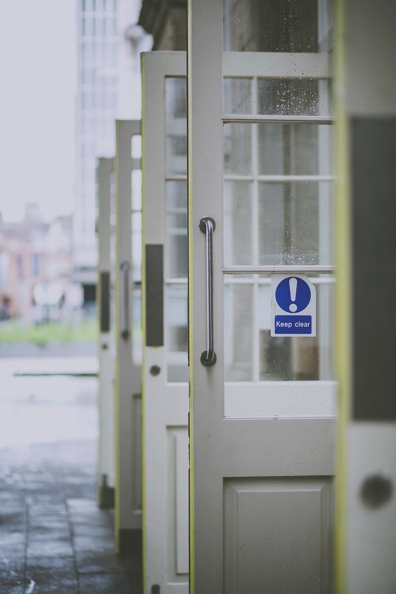 HULL PARAGON INTERCHANGE DOORS