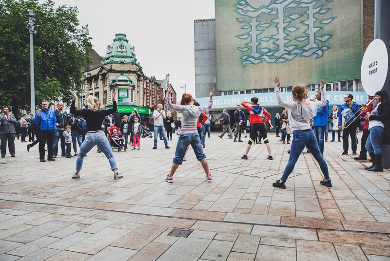 (IN)VISIBLE DANCING PROTEIN DANCE @HULL UK CITY OF CULTURE DANCE DANCE DANCE