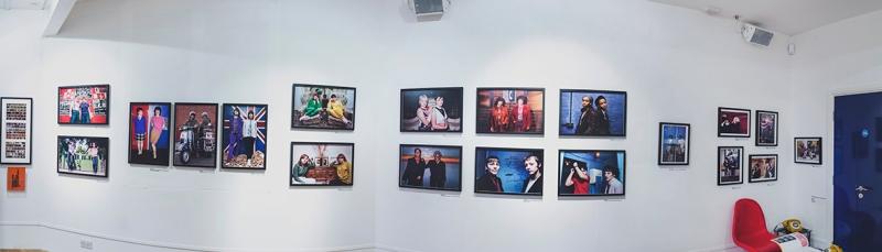 VISIBLE GIRLS: REVISITED by ANITA CORBIN panorama