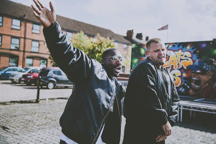 BEATS BUS FREEDOM FESTIVAL 2017 RAPPING