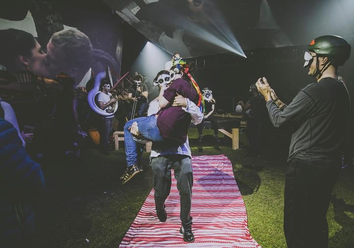 PROPOSAL COUNTING SHEEP REVOLUTION A GUERRILLA FOLK OPERA FREEDOM FESTIVAL 2017