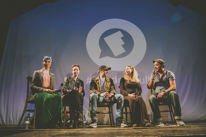 TENT TALKS UNIVERSITY OF HULL, HULL 17 AND GUARDIAN LIVE FREEDOM FESTIVAL 2017