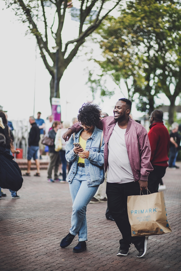 A COUPLE LISTENING TO MUSIC FREEDOM FESTIVAL 2017